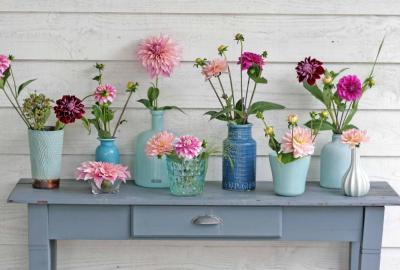 Mix & Match met potten en vazen