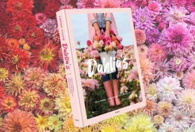 Ons boek 'Liefde voor Dahlia's' komt eraan!