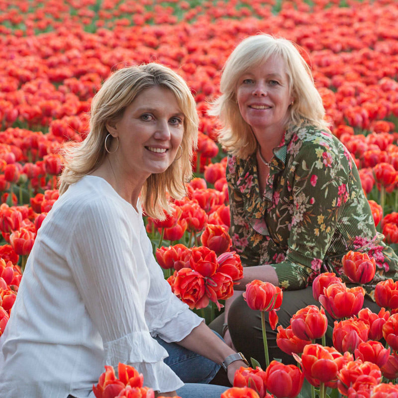 FAM Flower Farm Marlies & Linda